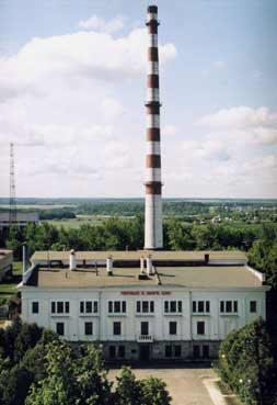 Великая страна СССР,Первая в мире Обнинская АЭС