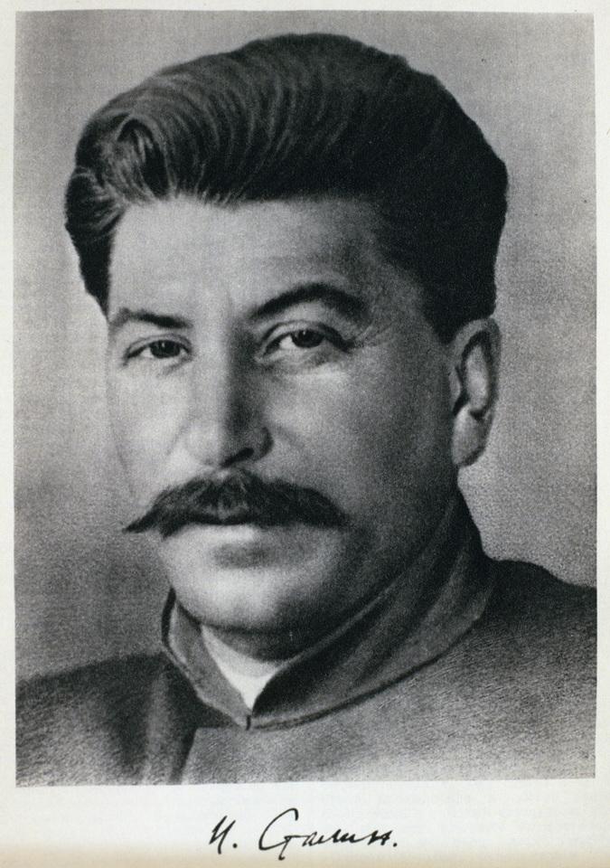 Великая страна СССР,Иосиф Виссарионович Сталин