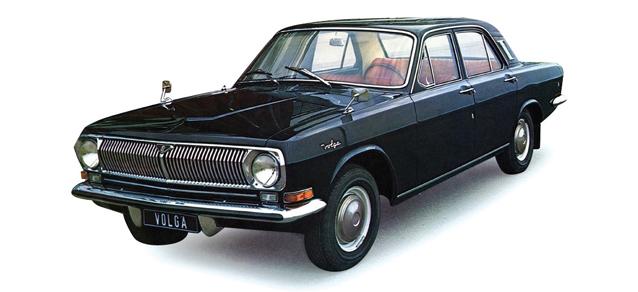 Великая страна СССР,Волга ГАЗ-24